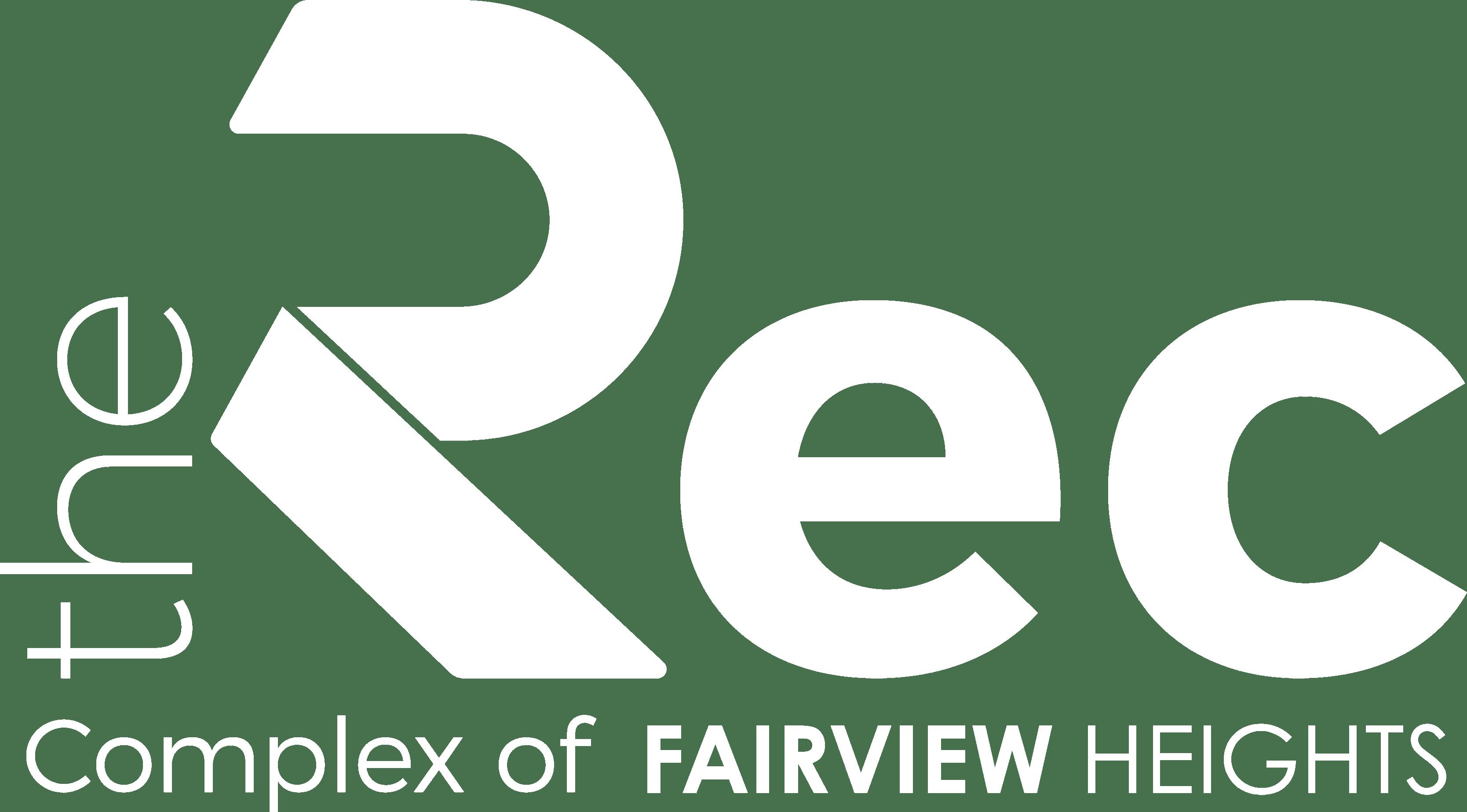 White Logo REC